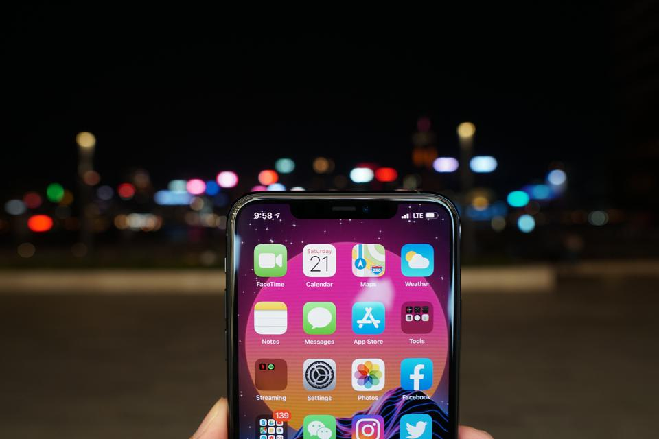 The notch is still here.