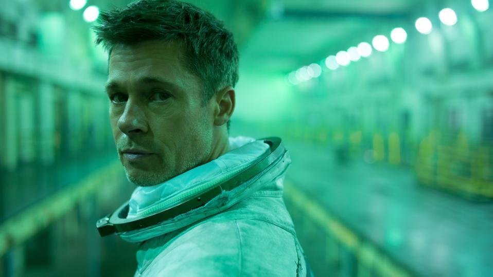 Brad Pitt stars in 'Ad Astra'