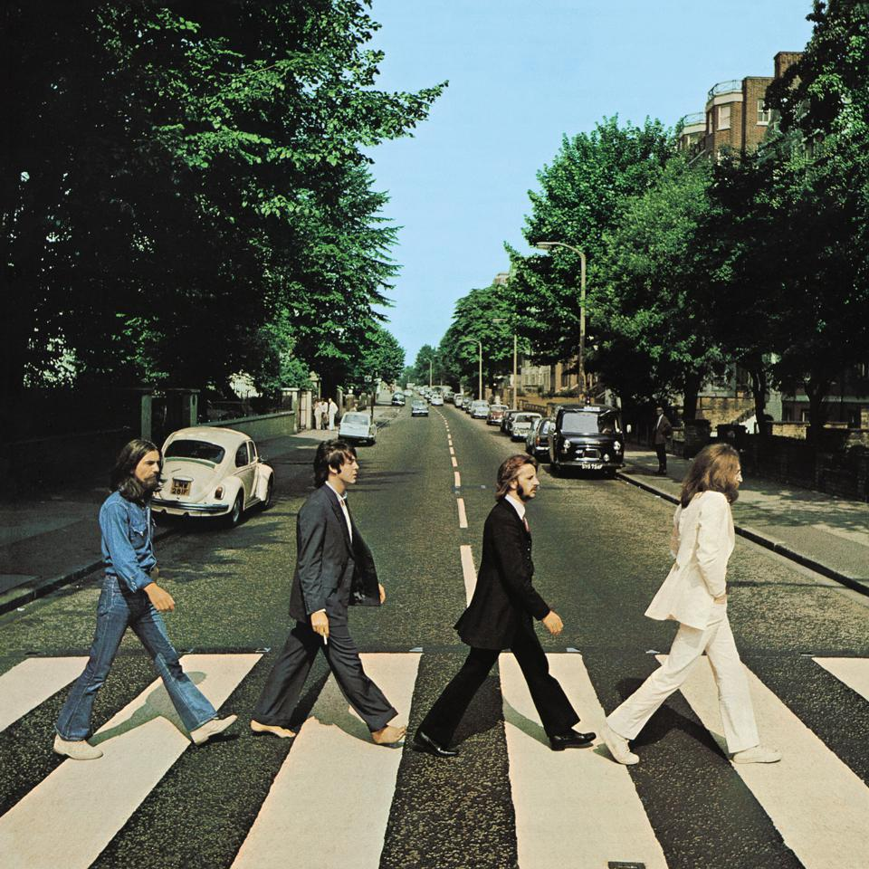 The Man Behind The Beatles Abbey Road Cover Reflects On
