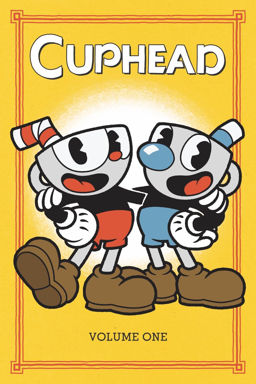 Cuphead graphic novel