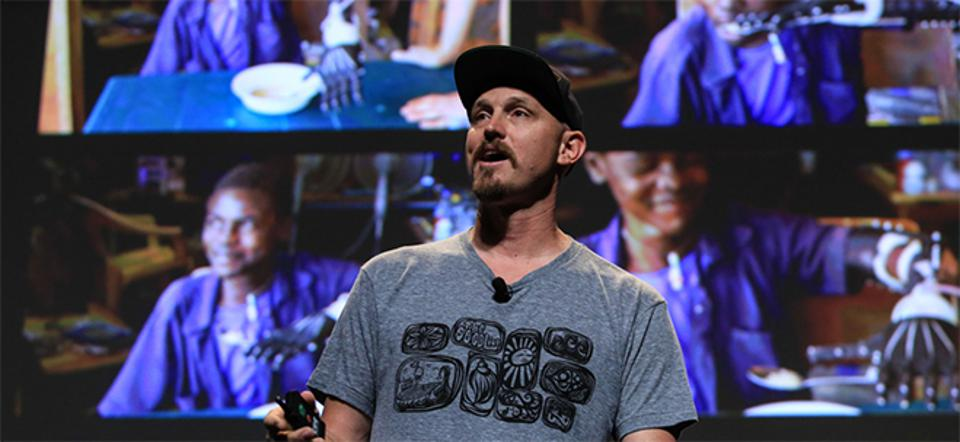 Mike Ebeling is founder and CEO of Not Impossible Labs, with a mission to develop tech for the sake of humanity.