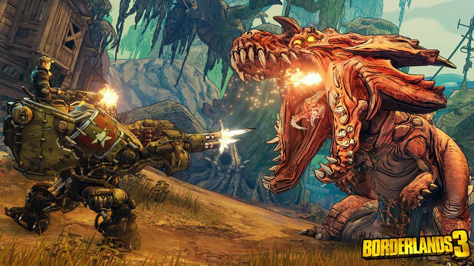 'Borderlands 3' Is Dramatically Outselling 'Borderlands 2,' And Is 2K's Fastest-Selling Game Ever