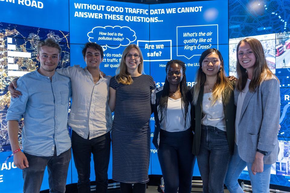 Data Science for Social Good fellows