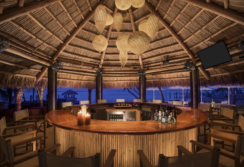 TikiBar at Bungalows Key Largo