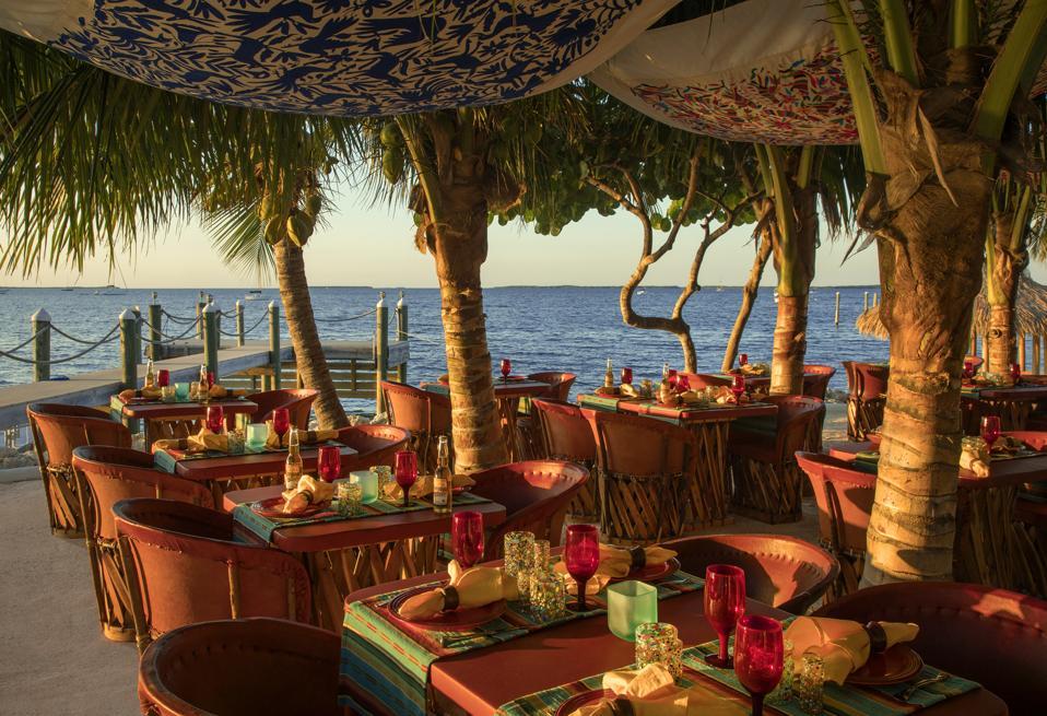 Sea Senor Restaurant, Bungalows Key Largo, Florida