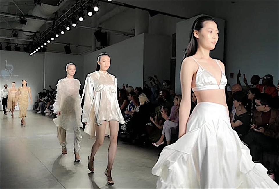 Jessica Chang SS2020 collection at New York Fashion Week, September 2019