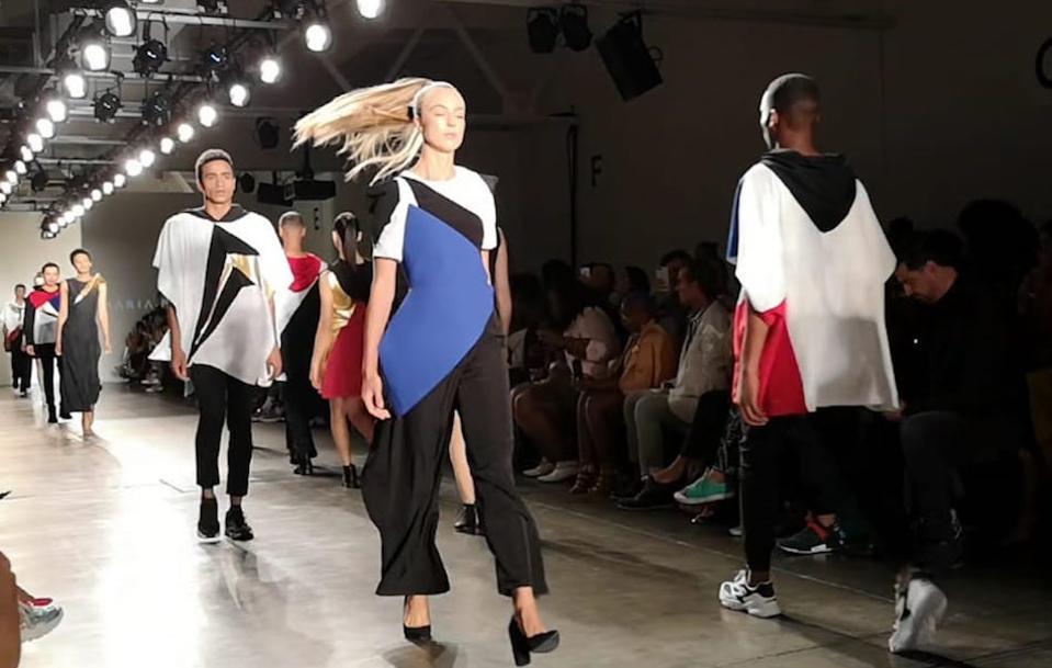Maria Pia Cornejo SS 2020 at New York Fashion Week, September 2019