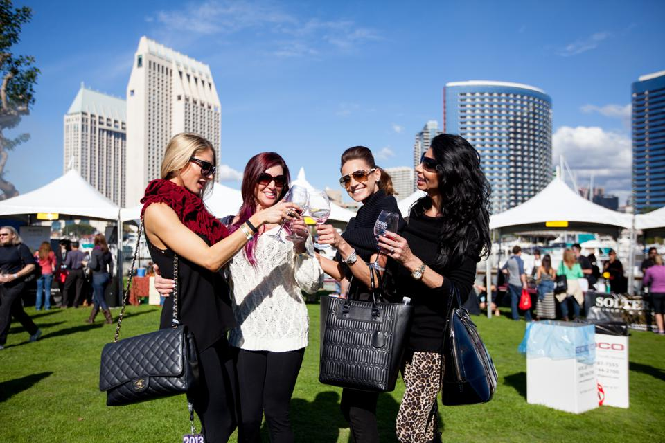 From Sea To Shining Sea, Five Fall American Wine And Food Festivals