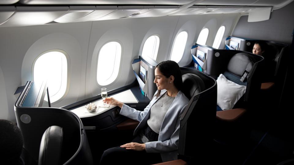 WestJet Business Class
