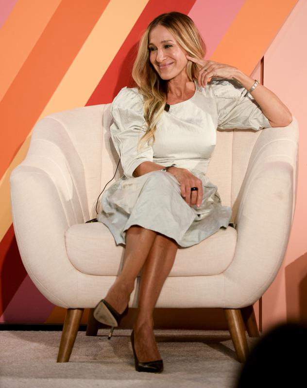 Sarah Jessica Parker at the #BlogHer19 Creators Summit