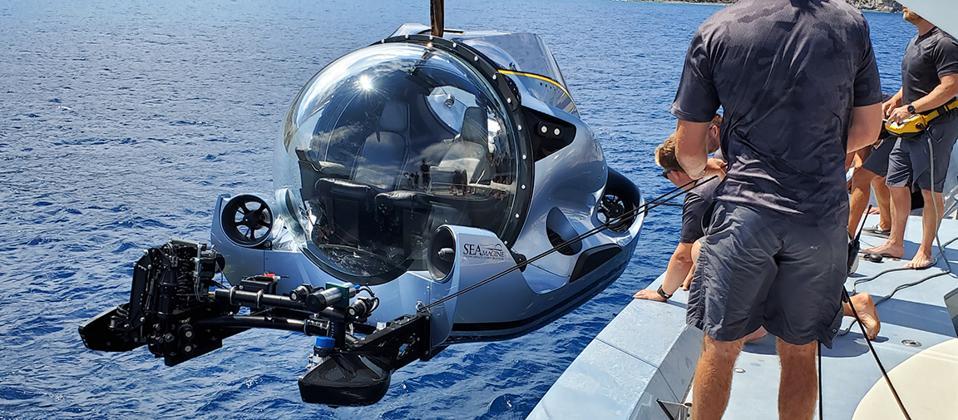 Seamagine Aurora 3C Submarine