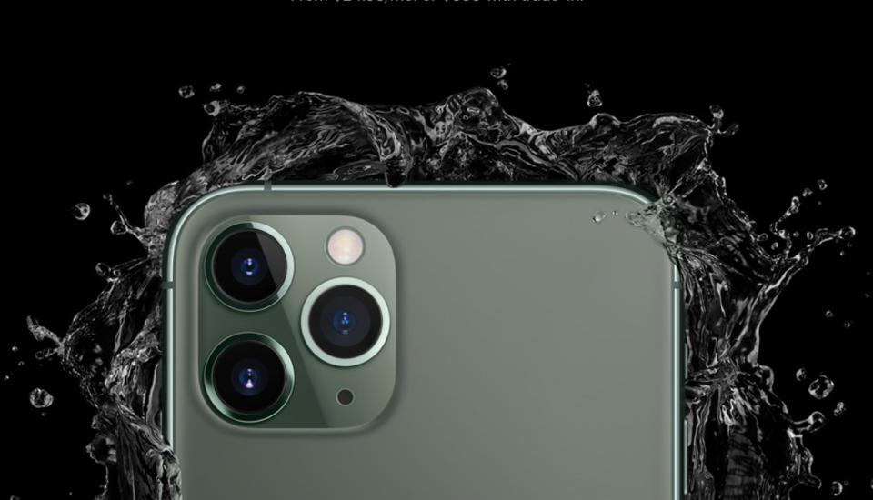 Does iPhone 11 need a waterproof case