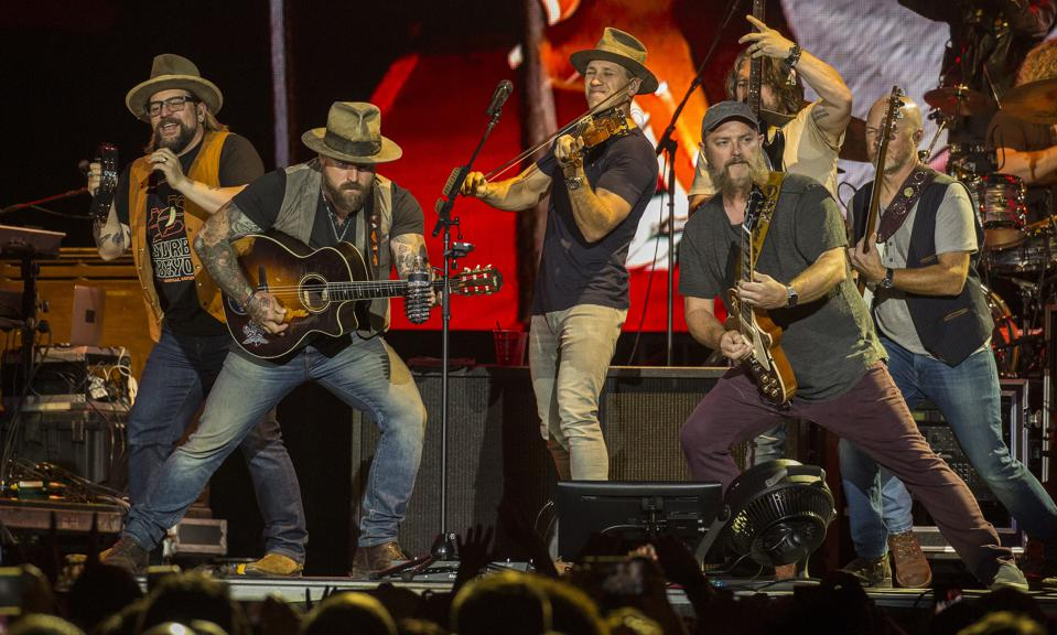 Zac Brown Band Talks Bourbon, ZZ Top Celebrates Beer Drinkers And Hell Raisers As Bourbon And Beyond 2019 Comes To A Close