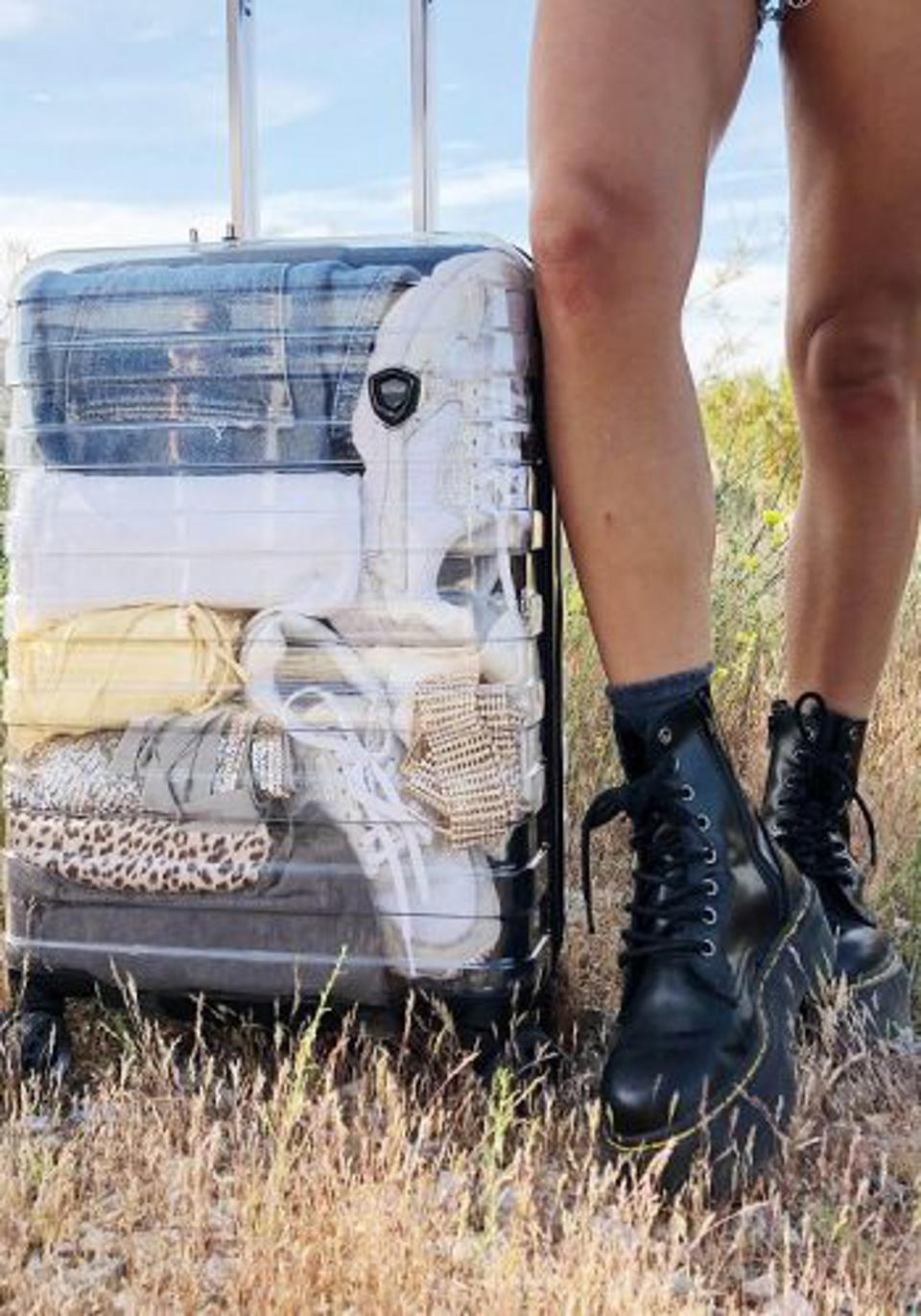 The Millennial Special Edition Luggage from Traveller's Choice