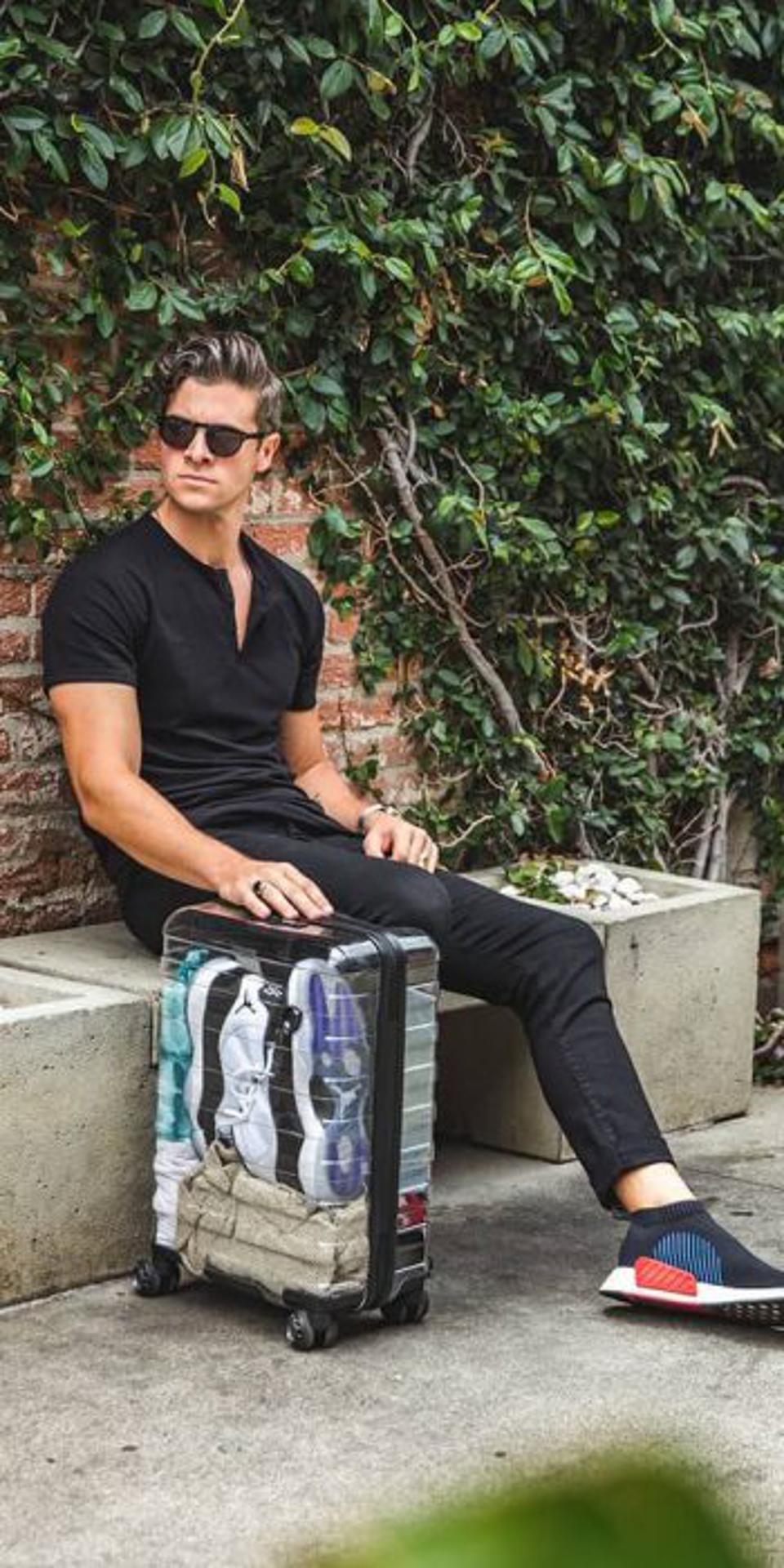 Millennial Special Edition Luggage from Travellers Choice