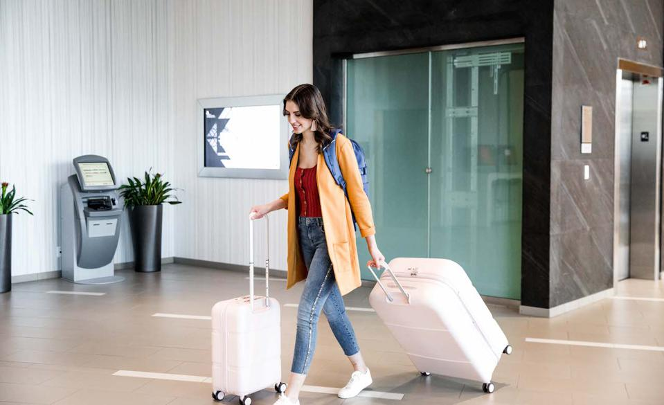 Carry On and Check In Luggage set from Speck Travel