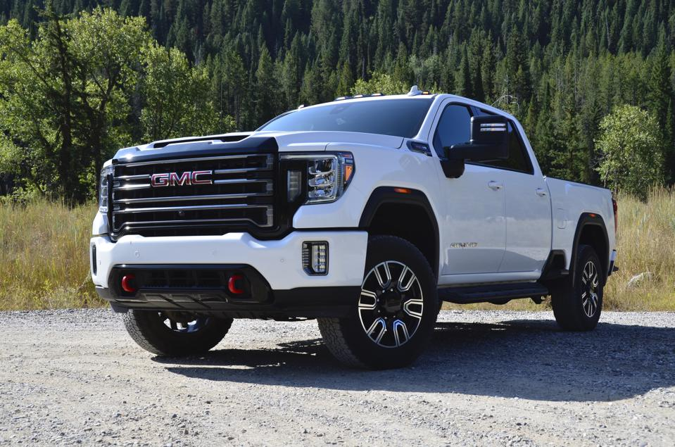 2020 GMC Sierra HD AT4
