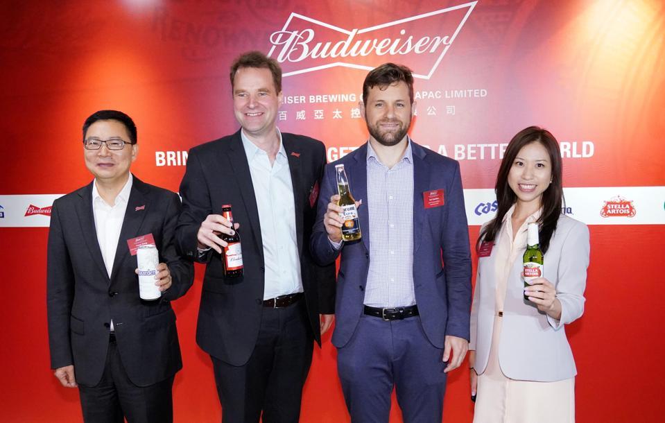 Budweiser Brewing Company APAC Limited Prepares For Hong Kong IPO