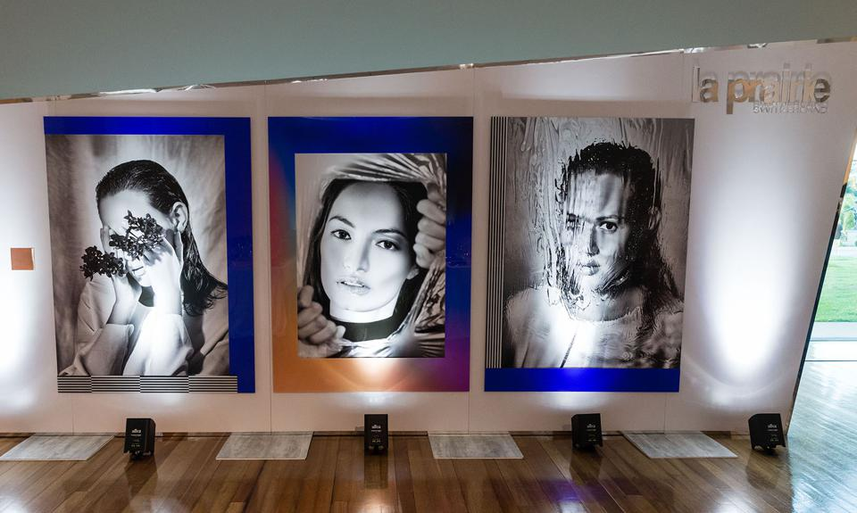 La Prairie, the Luxury Swiss Beauty Brand, Launches a New Product Through the Lens of Its Historical Relationship with Modern Art.