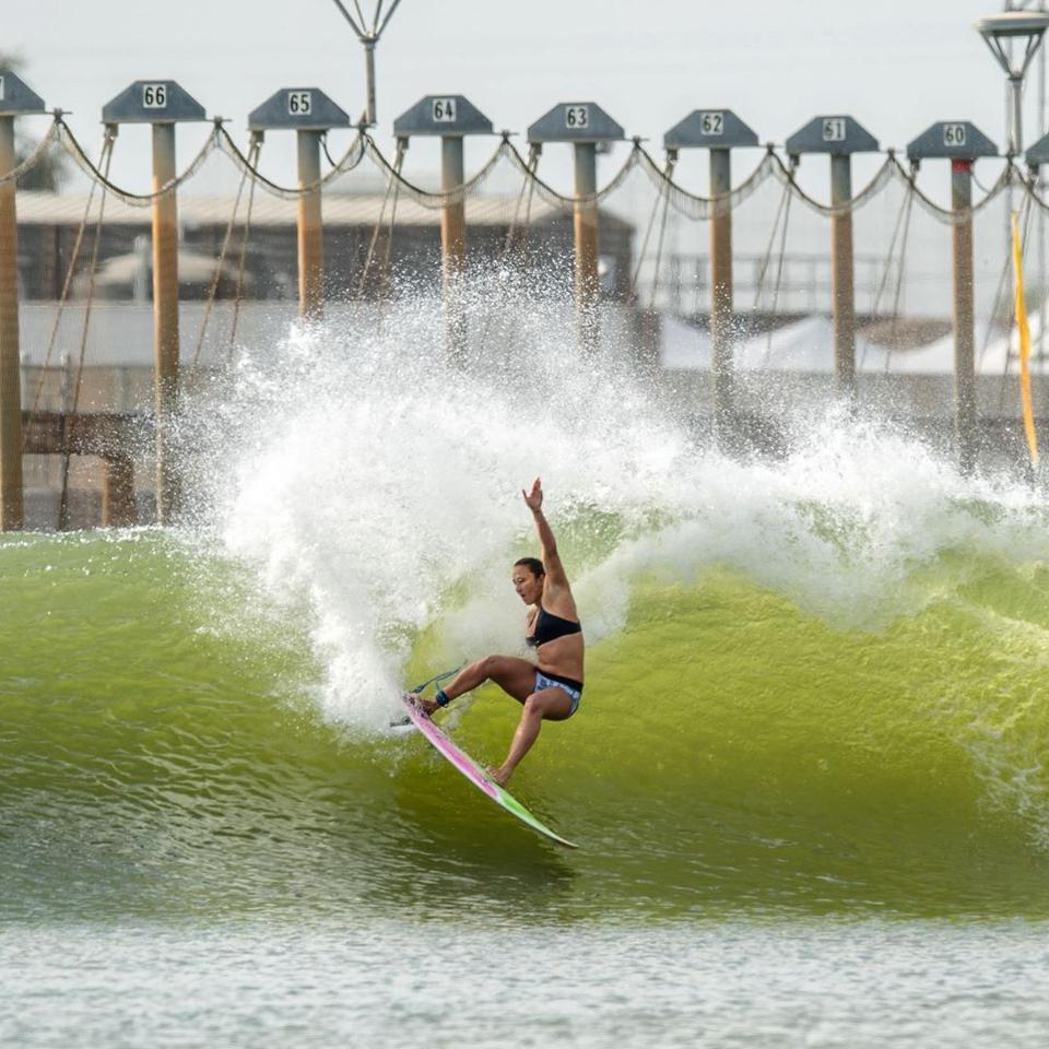 How Hurley Made The Best Bikini Ever For Women Who Surf