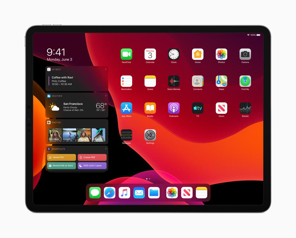 Apple iPadOS: 1st Release Out Now With Awesome New Features
