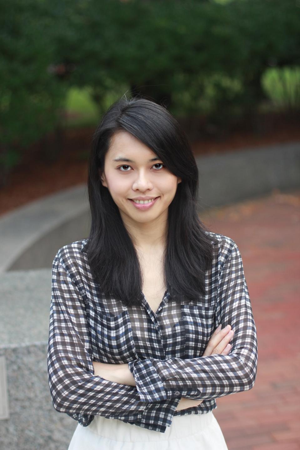 Nan-Wei Gong, founder of Figur8.