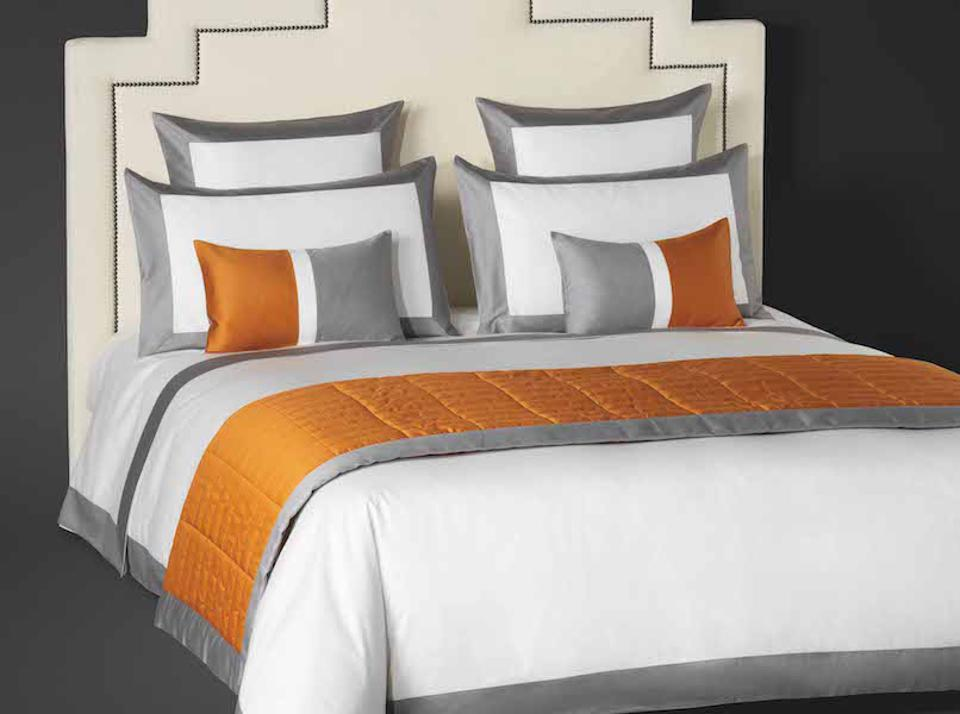 A bold look from Frette.