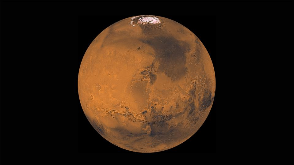 Could we feed one million people living on Mars? A provocative new study looks at what would be needed to make a Mars population of one million people self-sufficient in food.