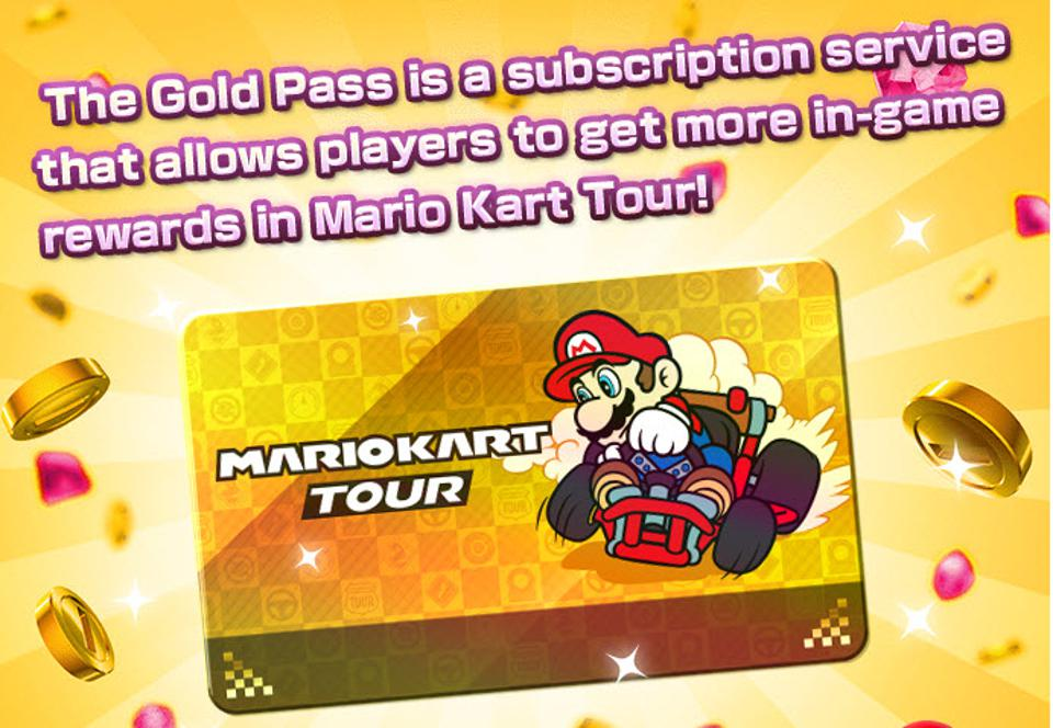 Mario Kart Tour Has A Bad Subscription Model That Costs As Much