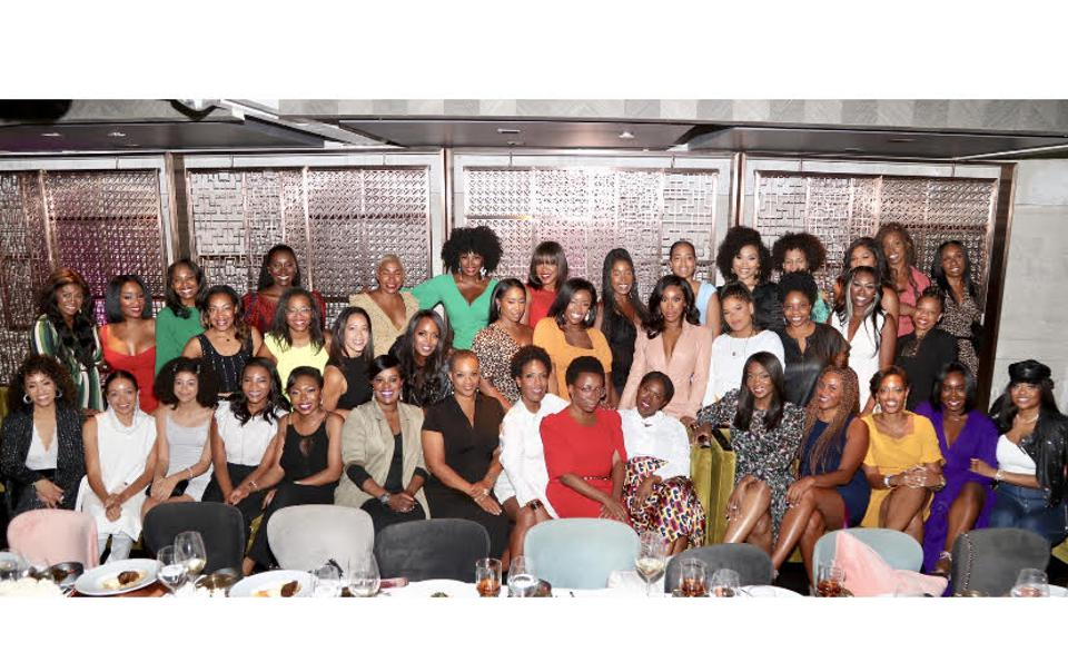 How The 25 Black Women In Beauty Collective Is Providing A Literal Seat At The Table For Beauty Executives And Mavens