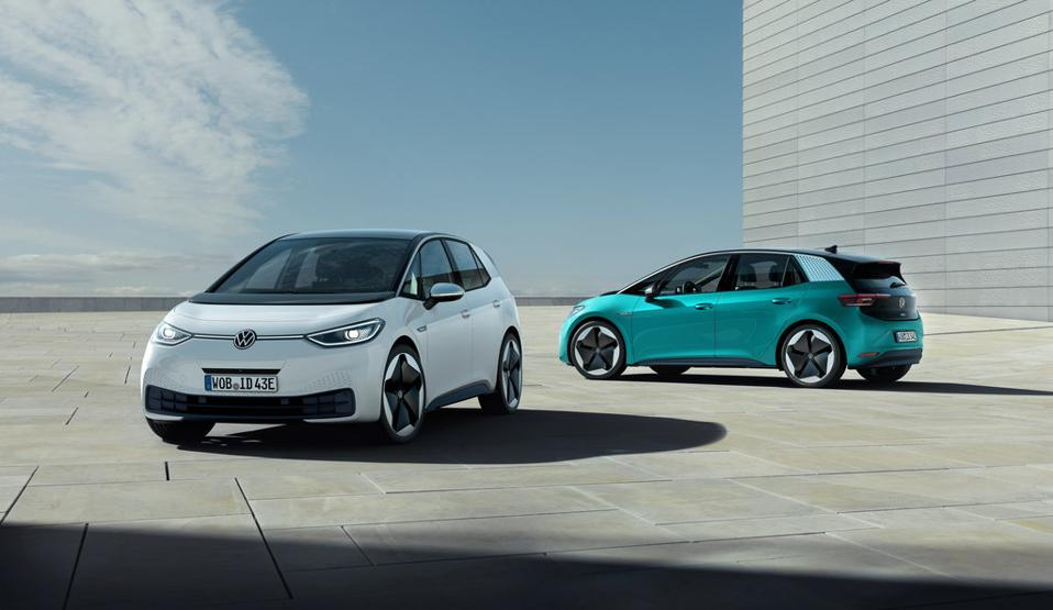 Volkswagen Leads Auto Electrification, But Buyers May Be Elusive