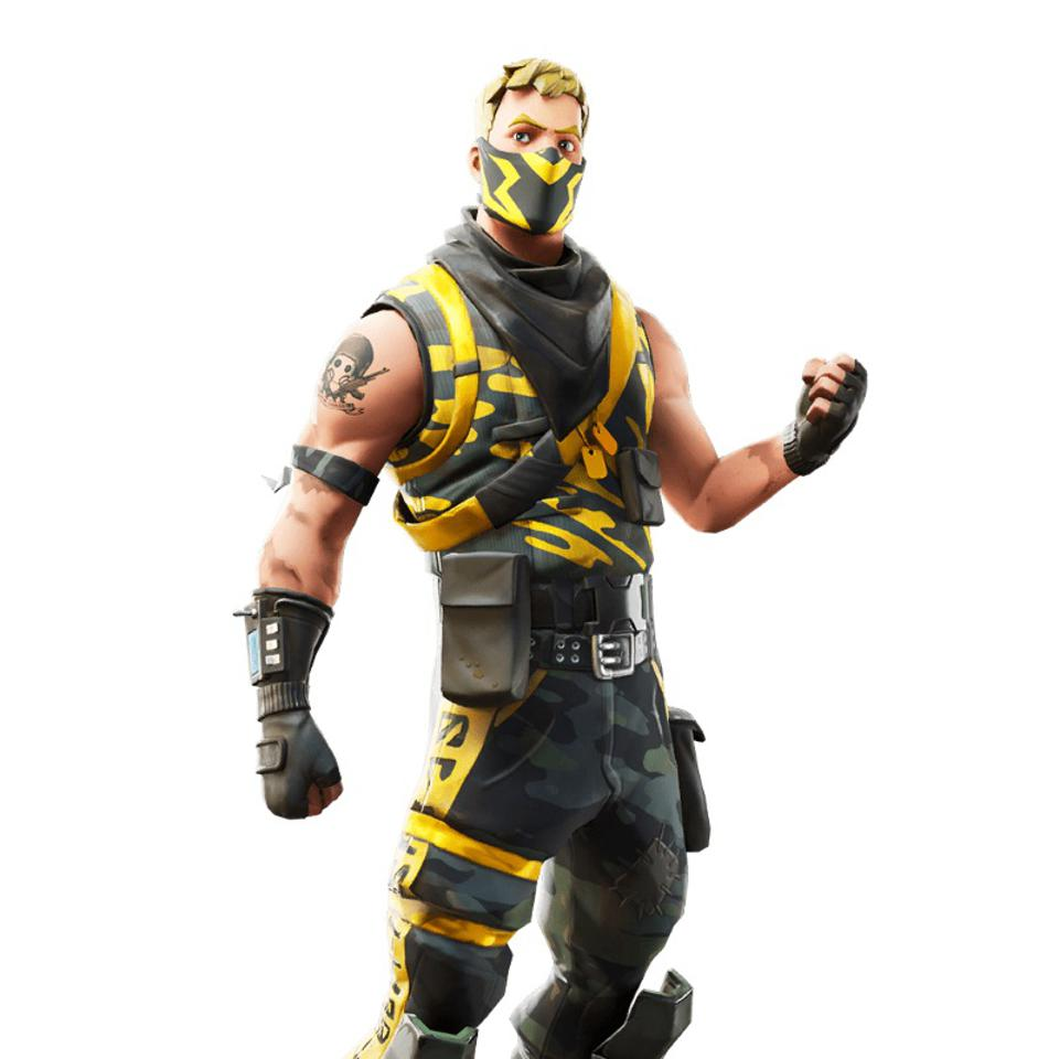 All The Leaked Skins From Fortnite's v10.40 Patch Ranked ...