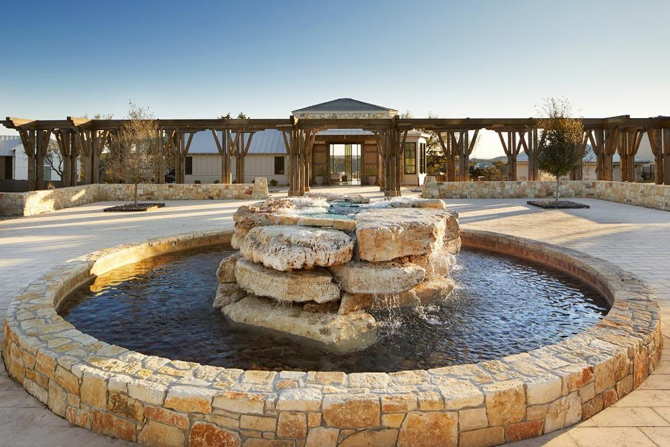 Miraval wellness resort and spa in Austin, TX
