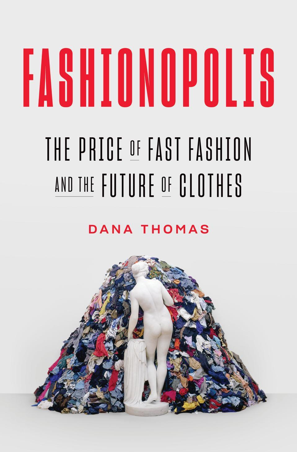 The cover of ″Fashionopolis″