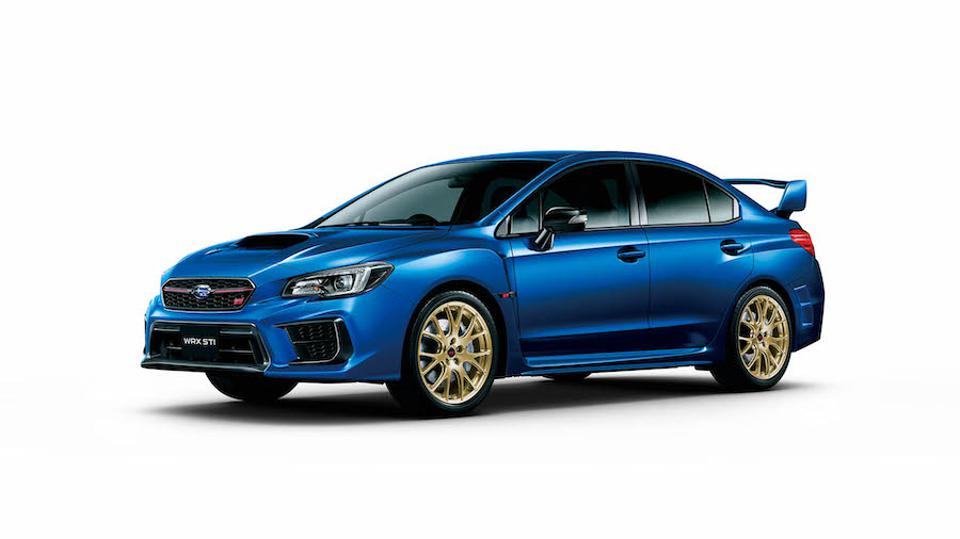 Impreza Wrx Sti >> Subaru To Reveal Wrx Sti Final Edition