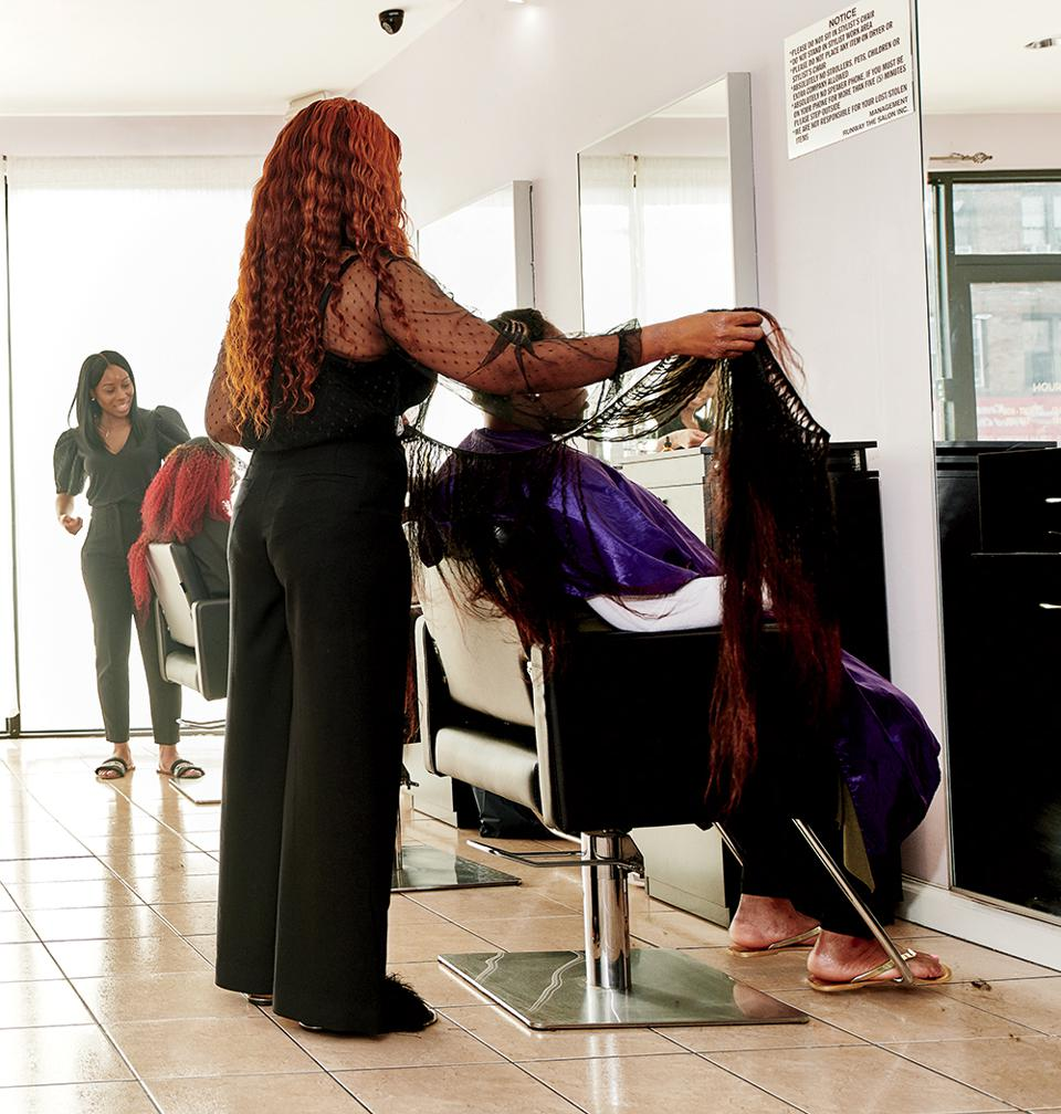 Long On Hair The World S First Venture Backed Human Hair Extension Company Wants To Be The Airbnb Of Salons