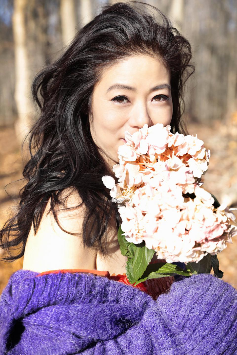 Savor Beauty founder Angela Jia Kim