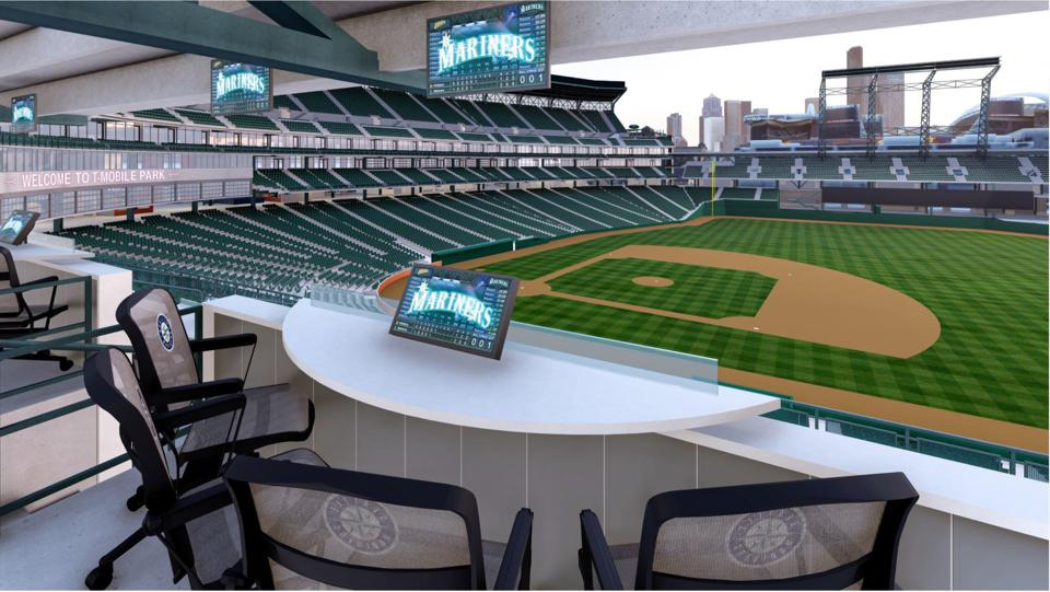 Terrace Box and Loge Tables for 2020 at T-Mobile Park