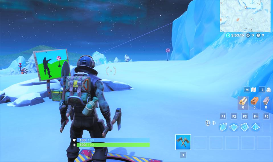 Fortnite Firing Range Locations Where To Hit Easy And Hard