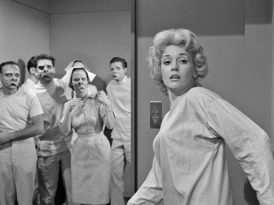Eye of the Beholder from CBS' 1960's series, The Twilight Zone