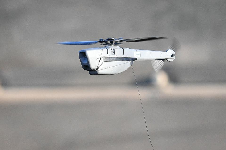 Autonomous Warrior 18 exercise