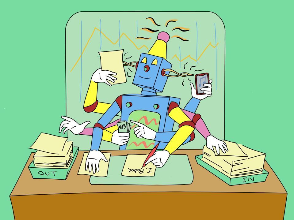 AI productivity boost?