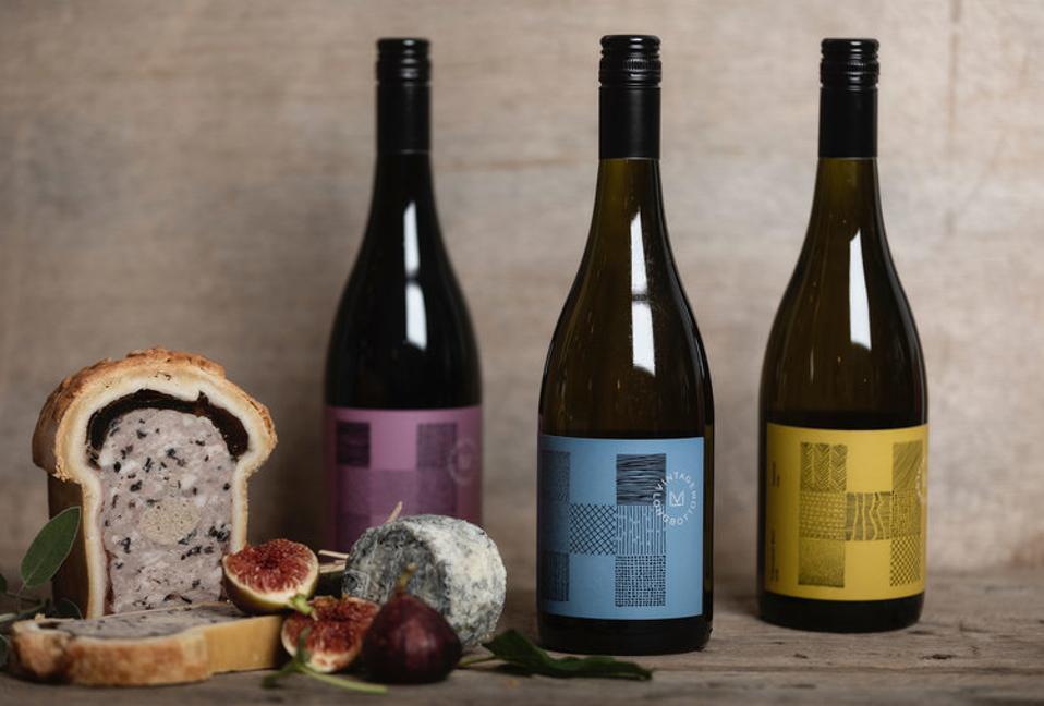H Label Vintage Longbottom Wines