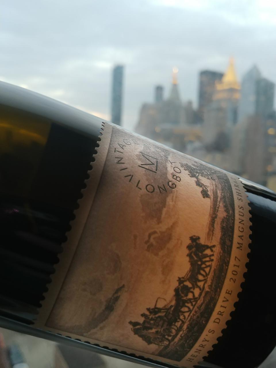 2017 Henry's Drive Magnus Shiraz by Vintage Longbottom