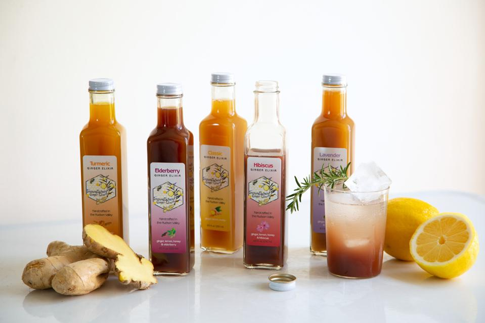 Immuneschein's elixirs are based off a family recipe.