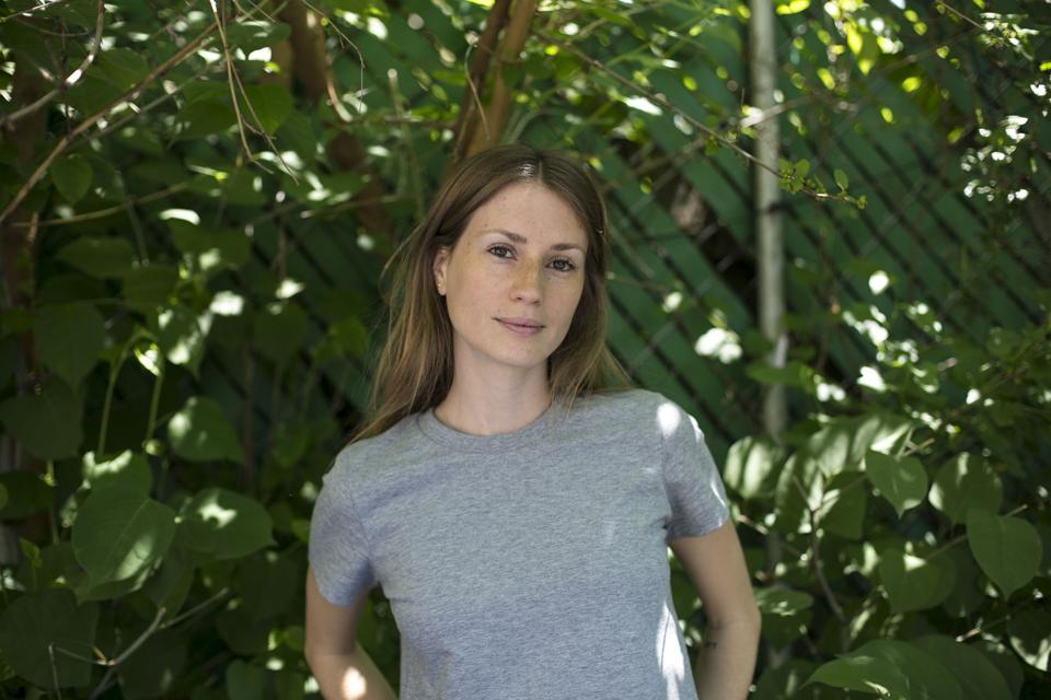 Vicky Serra la fondatrice d'Alma Aromatherapy