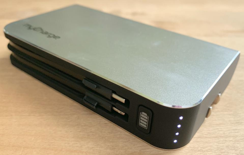 Review: MyCharge HubMax Portable Charger