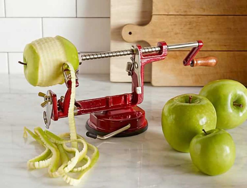Williams Sonoma apple peeler