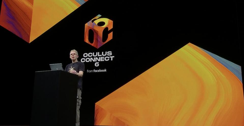 Oculus CTO John Carmack predicting that AR will replace phones