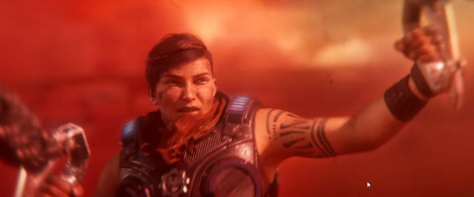 Now you can start your Xbox One and launch 'Gears 5' with 'Hey Google, play Gears 5 on Xbox'.